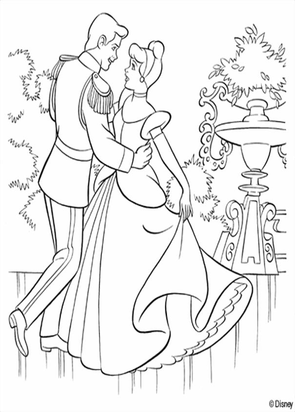 Planse De Colorat Disney