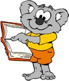 cute free cartoon clipart koala