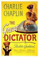 the grat dictator poster