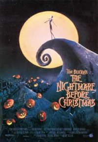 nightmare before xmass poster
