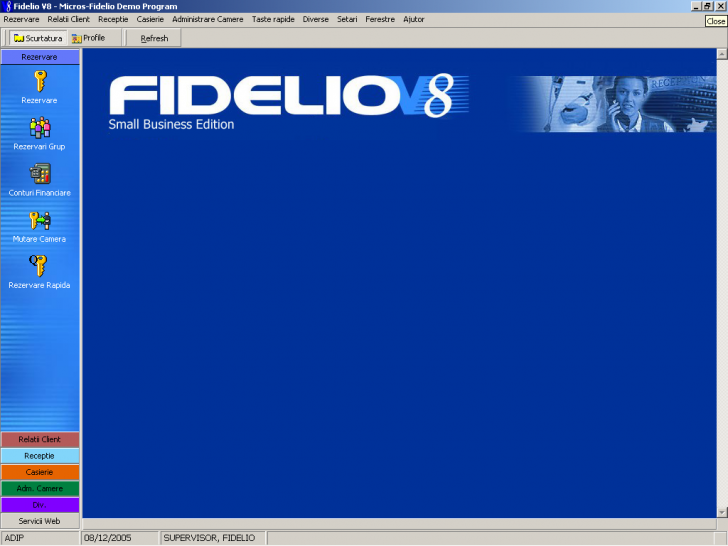 fidelio hotel software tutorial