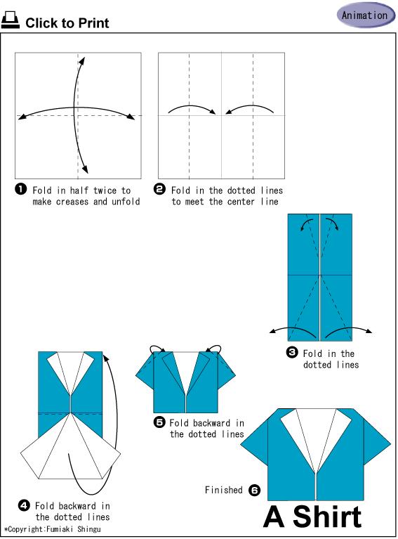 Открытка рубашка с галстуком схема