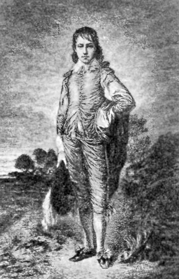 FIG. 96.�GAINSBOROUGH. BLUE BOY.