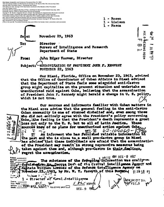 john f kennedys assassination and the biography of the presidents killer The assassination of john f kennedy, the thirty-fifth president of the united states, took place on friday, november 22, 1963, in dallas, texas, usa at 12:30 pm.