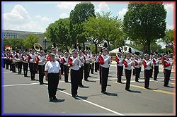 Clinton H.S. Band