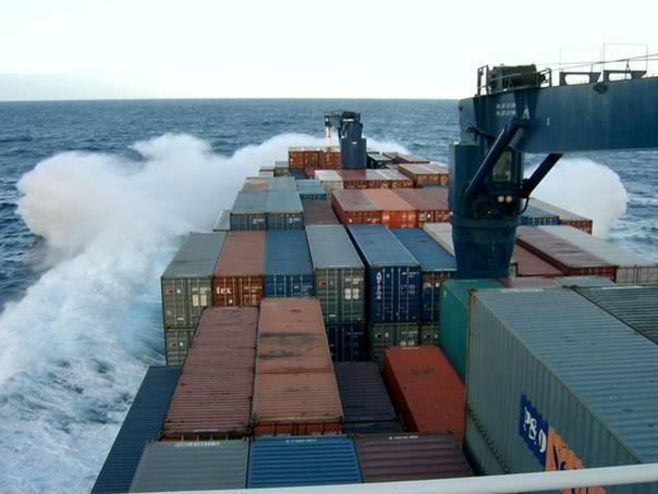 Cma cgm utrillo - life on a container ship