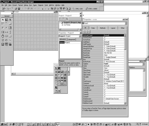 A Visual Basic Primer for Visual FoxPro Developers